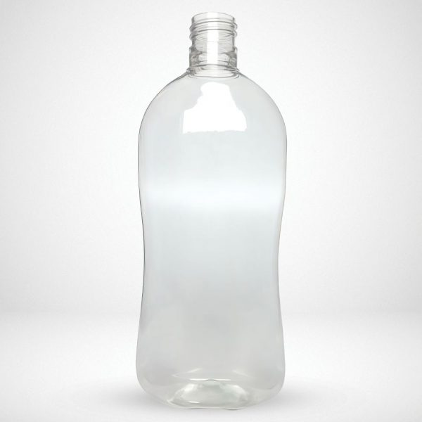 PET Oval bottles